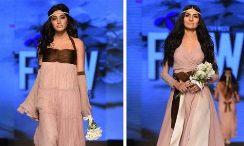 In pictures: Fashion Pakistan Week Day 1