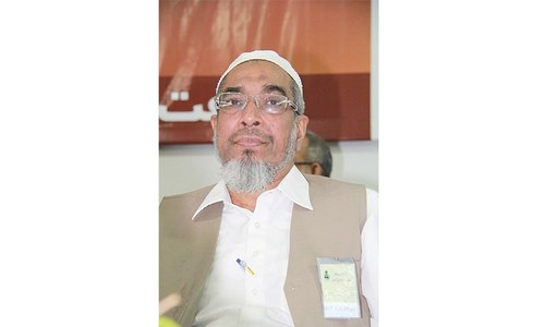 JI fields candidate for NA-246 by-poll