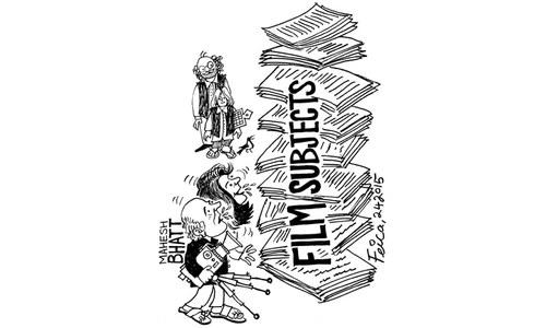 Cartoon: 2 April, 2015