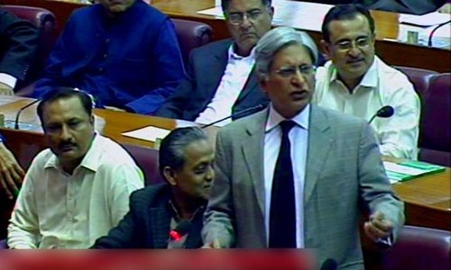 Much ado about PTI at joint session to debate Yemen dilemma