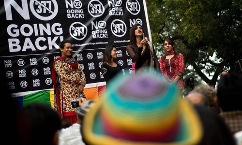 Blackmail and abuse: Gay sex ban in India stirs violence