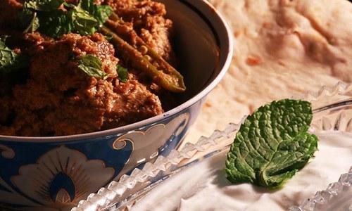 Food Stories: Achar Gosht