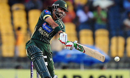 I can hit sixes too: Fawad Alam