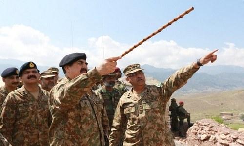 263 hardcore terrorists killed in Khyber's Tirah: ISPR