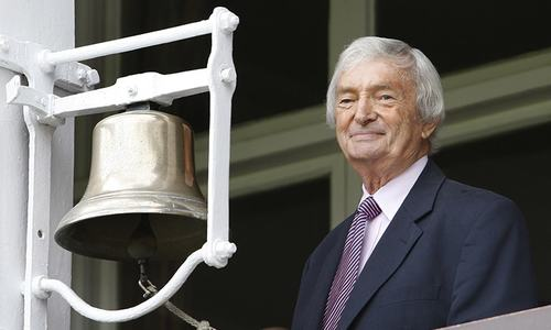 Comment: Legendary Benaud as I knew him