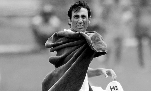Herald exclusive: Younis Khan, the man in a glass cage