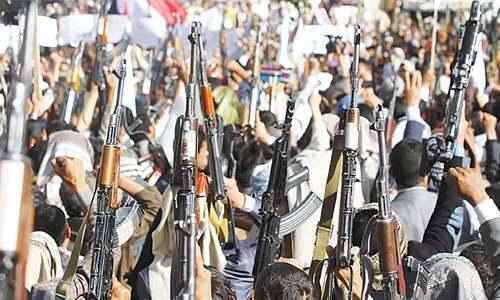 Al Qaeda seizes airport in southeast Yemen