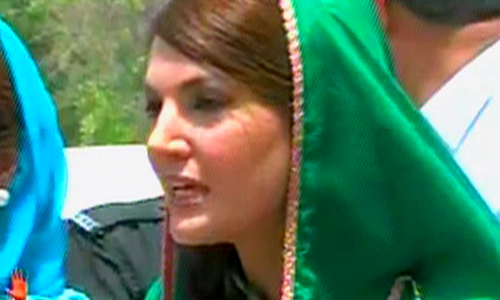 Reham asks women to strive for high position in society