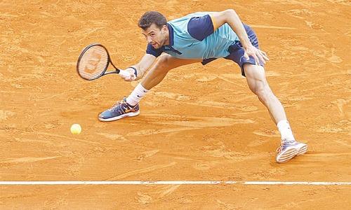 Djokovic faces Nadal in Monte Carlo semi-final