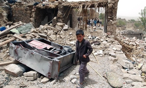 UN seeks $273m for Yemenis