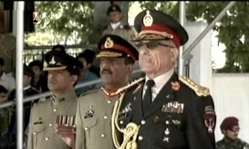 Terrorists are common enemies of Pakistan, Afghanistan: Afghan army chief
