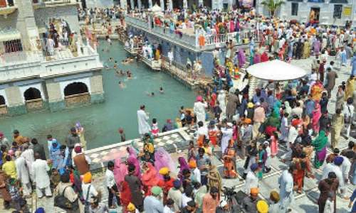 Baisakhi festival — an ancient tradition of the Punjab