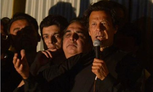 Ahead of NA-246 by-poll, Imran makes appeal to Karachi communities