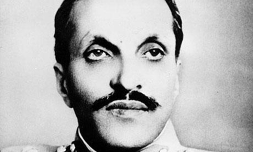 A leaf from history: Zia's cycle show and the siege of the Ka'aba