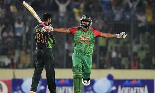 Bangladesh's win