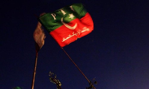 PTI lawmakers back independents in Kohat