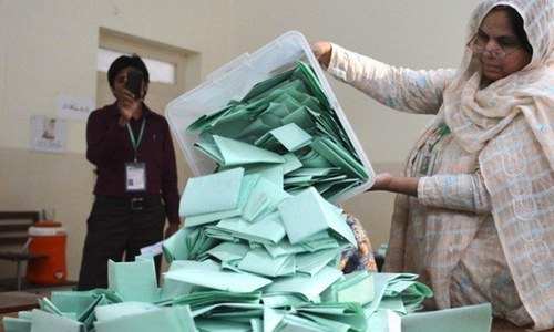 Karachi's by-election: Let us keep it clean please