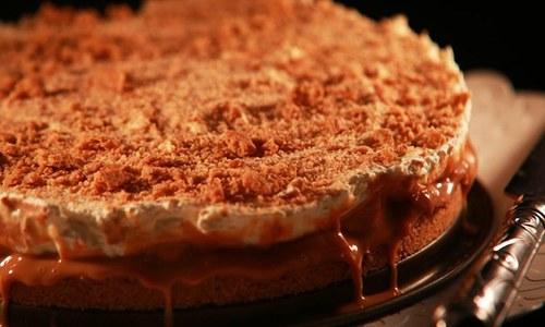 Food stories: Banoffee pie