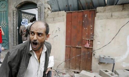 In pictures: Battle-torn Yemen