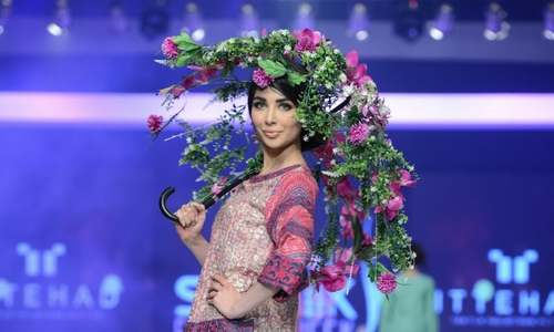 PSFW Day 3: Textiles take us back to our roots