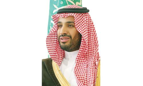 The young prince who led Saudi Arabia's war in Yemen