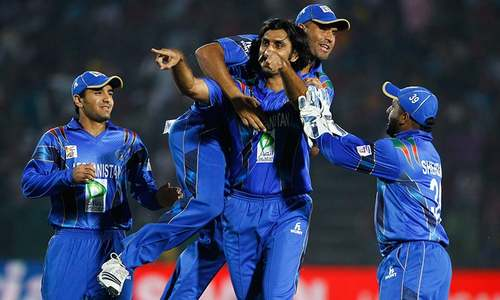 Afghanistan look for India as its home ground
