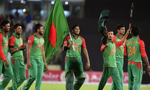 بنگلہ دیش کی تاریخی فتح