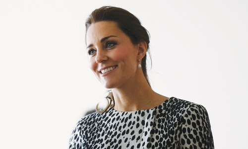 After Diana, Kate reinvents the job of princess