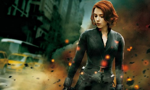 'Avengers' stars Evans, Renner apologize for Black Widow comments