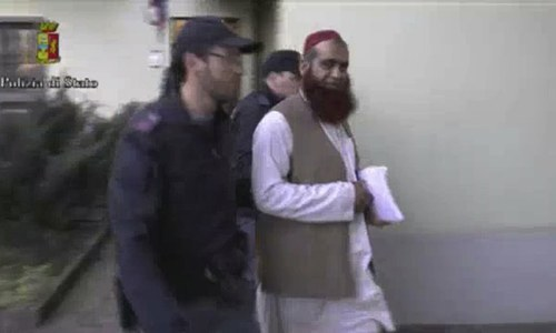 Italy arrests suspected bin Laden bodyguards, Peshawar bombers