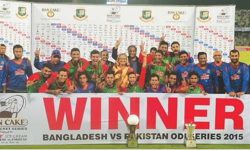 Seven-wicket drubbing for Pakistan as BD make hay in T20 clash