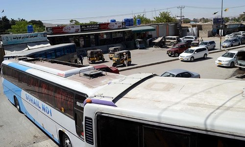 Govt's talks with transporters in Balochistan fail