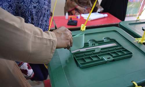 LG elections underway in cantonments across country