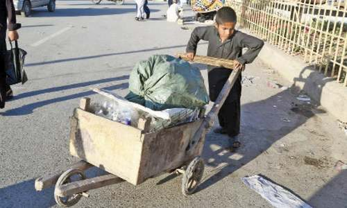 Future of thousands of street children at stake