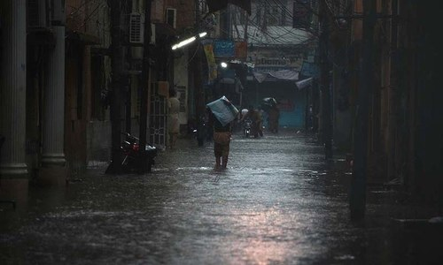 At least 22 dead as torrential rain, winds hammer parts of KP