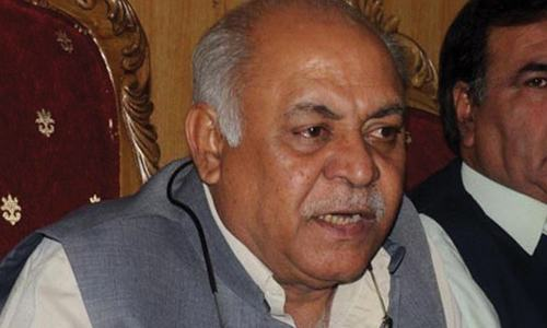 Baloch militants no threat to govt: Bizenjo