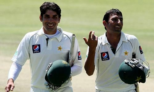 Misbah, Younis in spotlight as Pakistan look to bounce back