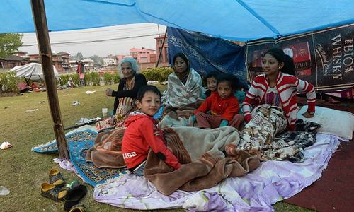 Nepal quake affects almost one million children: Unicef