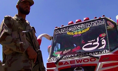Two killed as pilgrims' bus attacked in Quetta