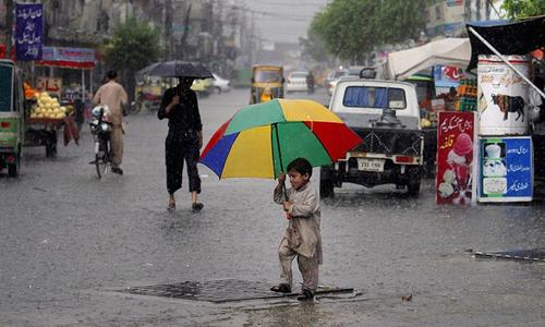 With 44 killed, more rain forecast in Peshawar
