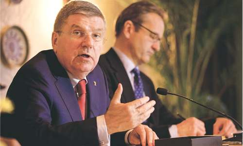 India not bidding for Games, says IOC chief