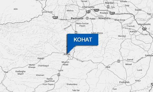 Police claim arresting 19 absconders in Kohat crackdown
