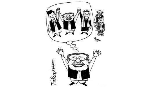 کارٹون: 28 اپریل 2015