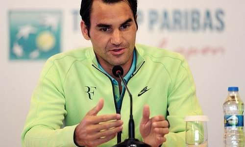 Nadal still the man Federer 'fears'
