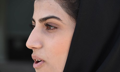 Female Afghan 'Top Gun' soars above gender barrier