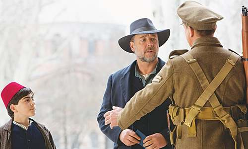Review: The Water Diviner—Water woes