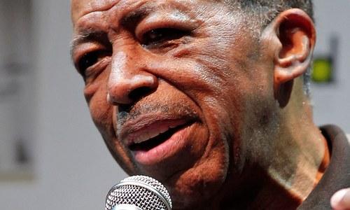 Soul singer Ben E. King dies at 76