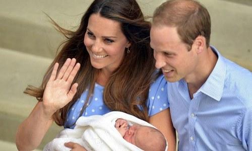 Royal baby born: It's a girl!