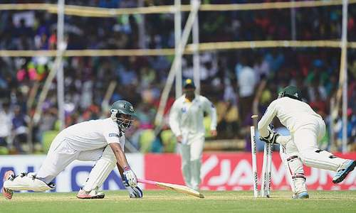 Tamim slams double ton as first Test ends in stalemate
