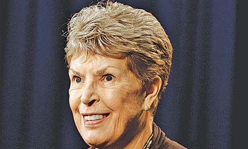 Queen of crime fiction Ruth Rendell dies